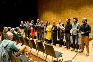 Plattform für Transkulturelle Neue Musik in der Philharmonie Bochum