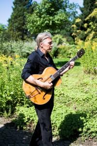 Christian Hammer - Jazz-Gitarrist aus Gelsenkirchen