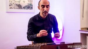 Santur - Kioomars Musayyebi im Schiller37 in Dortmund