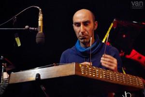 Kioomars Musayyebi beim Konzert in Bochum