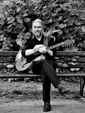 Christian Hammer aus Gelsenkirchen - Jazz-Gitarre